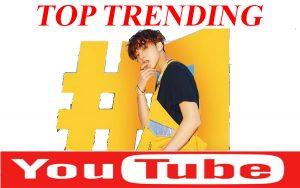 top trending youtube là gì