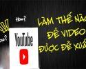 video đề xuất trên youtube