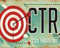 CTR thấp là tỷ lên nhấp chuột vào bài viết ít