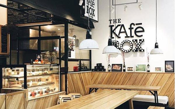 Câu chuyện khởi nghiệp thất bại - The KAfe