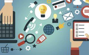 Cách chăm sóc khách hàng online hiệu quả là tương tác với họ trên nhiều kênh khác nhau