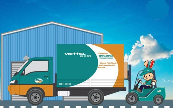 Gửi hàng thông qua Website của Viettel Post