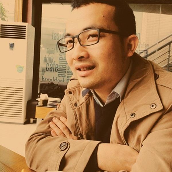 Anh Phan Bá Mạnh - Founder của startup dịch vụ giặt là GreenTech