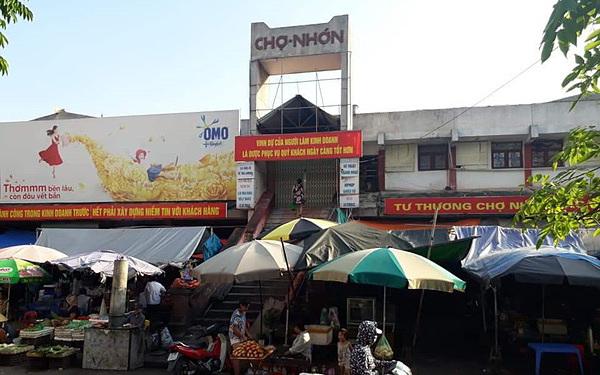 Chợ Nhớn - Bắc Ninh