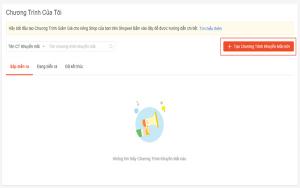 Chương trình của tôi – Một công cụ marketing của Shopee giúp bạn bán hàng hiệu quả hơn