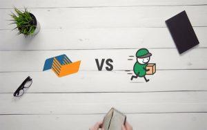 Sự khác nhau giữa giao hàng nhanh và giao hàng tiết kiệm là gì?