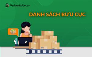 Tổng hợp hệ thống bưu cục giao hàng tiết kiệm Hà Nội