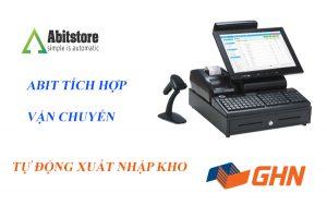 Hướng dẫn tích đăng ký phần mềm abit và tích hợp vận chuyển với giao hàng nhanh