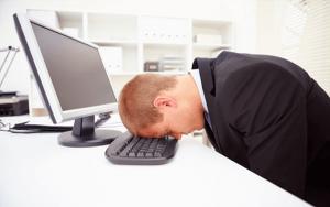 Khi nhân viên làm việc không hiệu quả