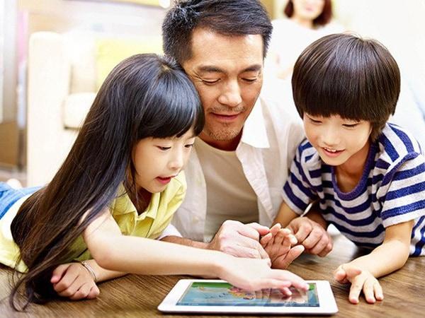 Phát triển các ứng dụng cho trẻ em trong tương lai