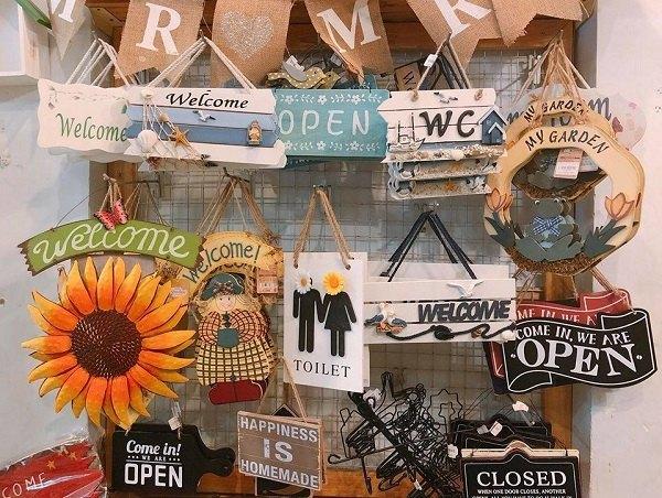 Mở cửa hàng bán đồ handmade - ý tưởng kinh doanh nhỏ tại nhà