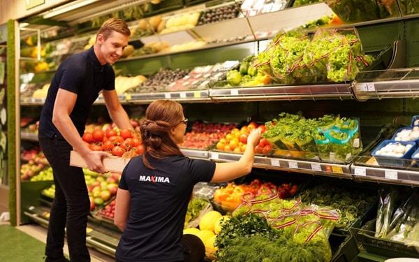 Tuyển nhân viên cho cửa hàng nông sản