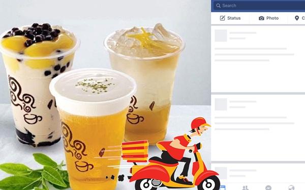 Kinh doanh trà sữa tại nhà online