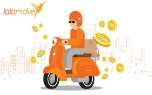Hướng dẫn cách rút tiền Lalamove nhanh chóng nhất 2020