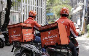 Tại sao nên đăng ký giao hàng lalamove?