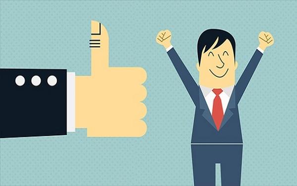 Tự động viên kỹ năng giúp sếp có hướng nhìn tích cực trong công việc