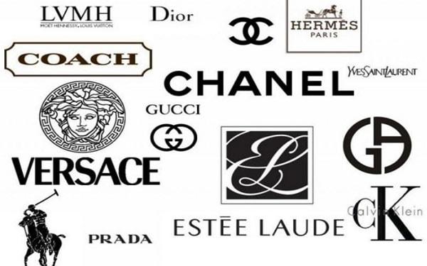 Màu sắc của các thương hiệu nổi tiếng với màu đen