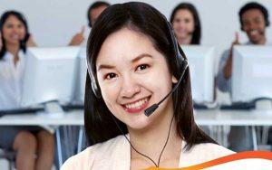 nhân viên CSKH sẽ liên hệ tư vấn, hỗ trợ và bán sản phẩm