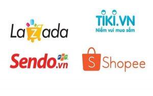 Bạn hãy mở gian hàng trên sàn thương mại điện tử để bán hàng hiệu quả hơn