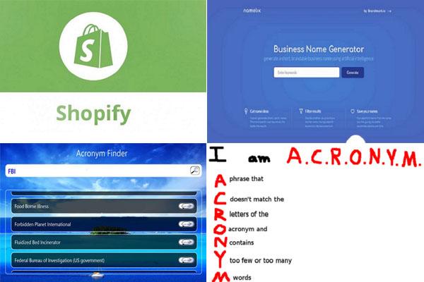 Các phần mềm tiện ích đặt tên cho nhãn hàng