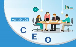 Vai trò của CEO