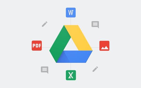 Driver là công cụ lưu trữ tối ưu nhất của google