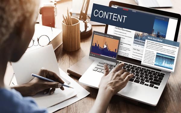 Cách kiếm tiền không cần vốn - Dịch vụ viết Content