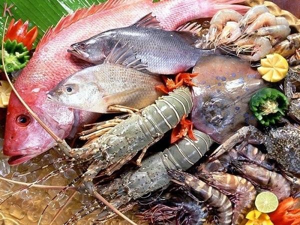 Kinh doanh hải sản tươi sống trực tuyến