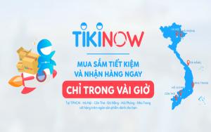 Cách sử dụng TikiNOW