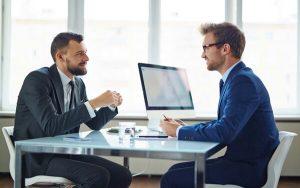Cách trao đổi công việc với sếp