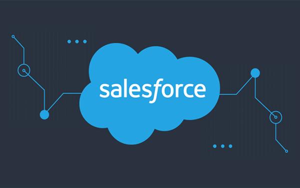 Salesforce - phần mềm CMP điện toán đám mây theo yêu cầu hàng đầu thế giới.