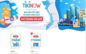 Hướng dẫn đăng ký TikiNow nhận hàng ngàn ưu đãi