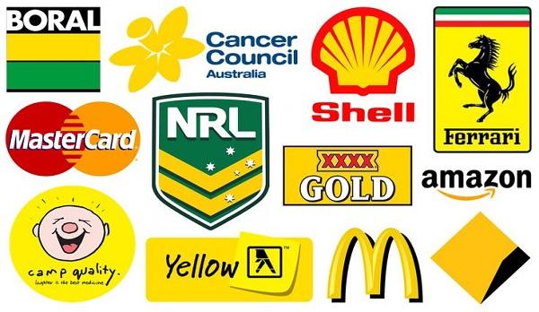 Màu sắc trong logo brand
