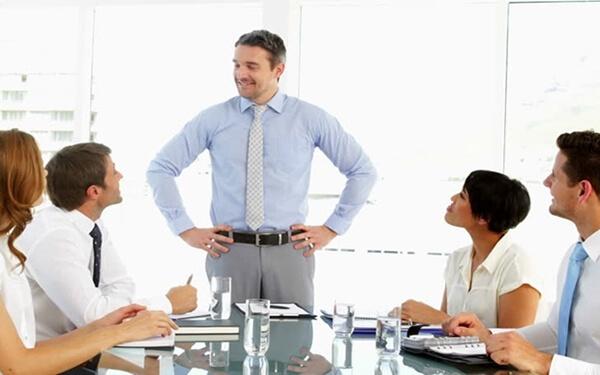 Lãnh đạo chính là tấm gương sáng để nhân viên học tập và noi theo