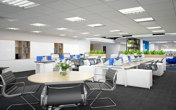 Giới thiệu về không gian doanh nghiệp