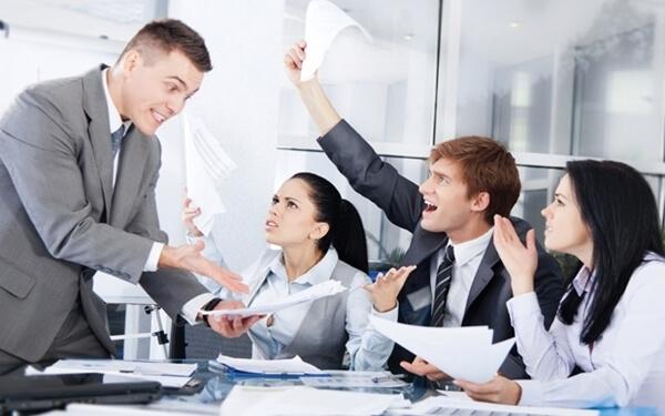 người quản lý không có năng lực