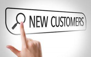 tìm kiếm khách hàng mới