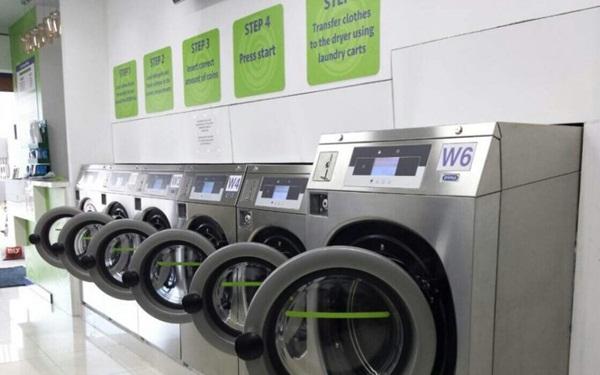 Kinh doanh dịch vụ giặt ủi 2020