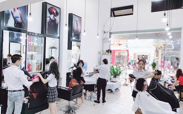 Mở Salon tóc là hình thức kinh doanh hốt bạc 2020