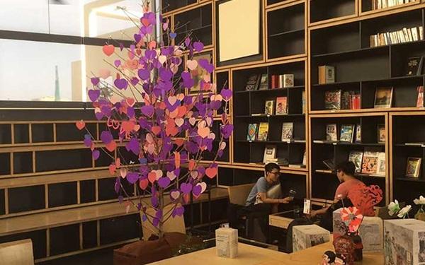 Mô hình kinh doanh cafe sách