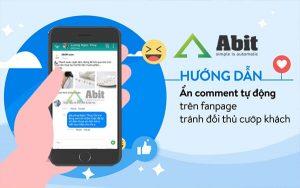 Ẩn comment trên Fanpage với Abit