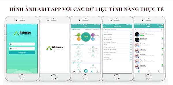 Abit App - phần mềm quản lý shop quần áo miễn phí trên điện thoại
