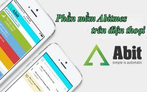 Phần mềm Abitmes trên điện thoại