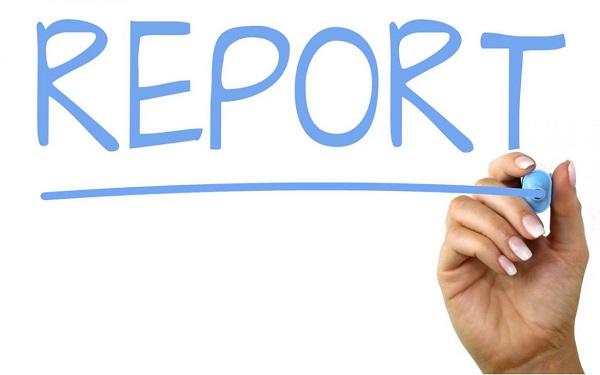 Hệ thống báo cáo bán hàng được hiển thị ngay trên giao diện phần mềm