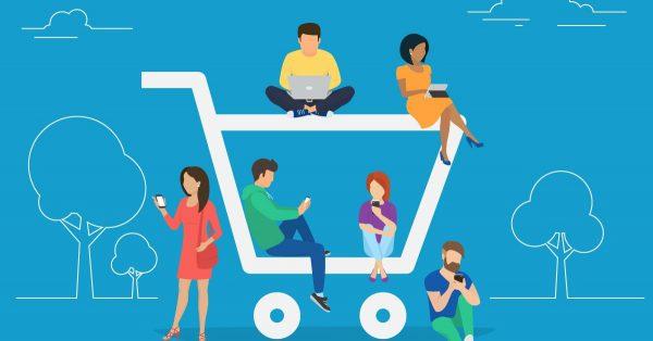 Tìm kiếm khách hàng là bước đầu tiên trong quy trình bán hàng online