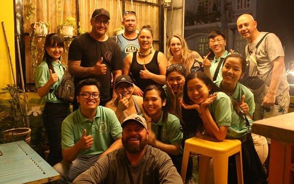 Ý tưởng kinh doanh du lịch trải nghiệm văn hóa-Saigon Food Tour