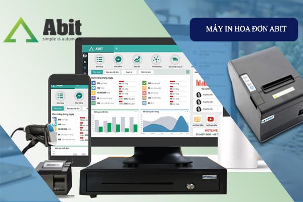 Máy in đi kèm với phần mềm Abit là cặp bài trùng hoàn hảo