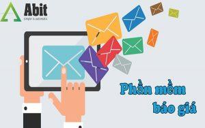 Quy trình thực hiện báo giá với phần mềm quản lý bán hàng Abit
