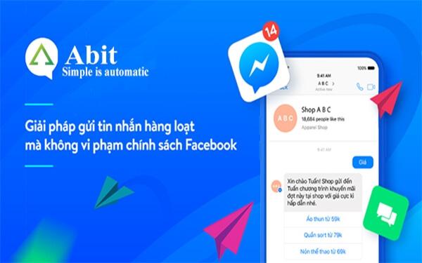 Đáp ứng nhu cầu của khách hàng nhanh chóng bằng tính năng tự động trả lời inbox, comment