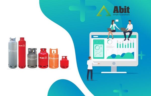 Phần mềm quản lý bán hàng gas bình Abit
